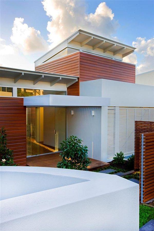 View In Gallery. Modern Marcus Beach House In Australia ... Nice Ideas