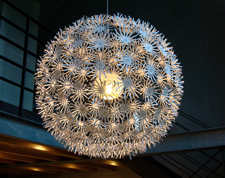 Ikea Ps Maskros Or Dandelion Pendant Light