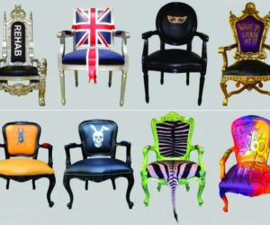 Odd Chairs 11 diy chair designs for the bride and groom