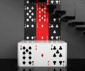 Poker Furniture Set Design