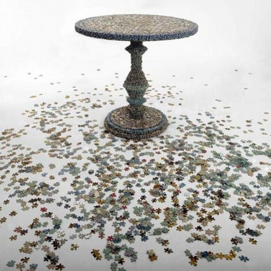 Missing Pieces Coffee Table Amazing Design
