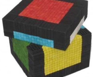 Another kind of Rubik's Cube