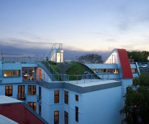 Intelligent Penthouses and Rooftop Terrace