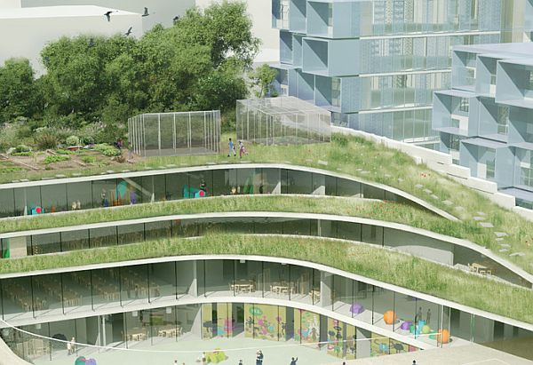 innovative school design by chartier delix architects