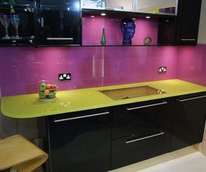 Purple Kitchen Inspiration Ideas
