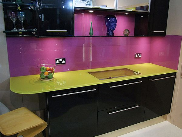 purple kitchen inspiration ideas - Purple Kitchen Decorating