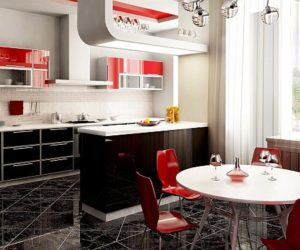 Red Kitchen Inspiration Ideas