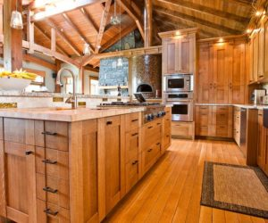 Captivating How To Design A Kitchen With Oak Cabinetry Great Ideas