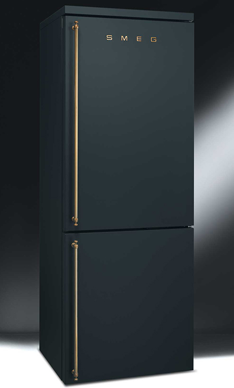 Elegant And Stylish Refrigerator Smeg