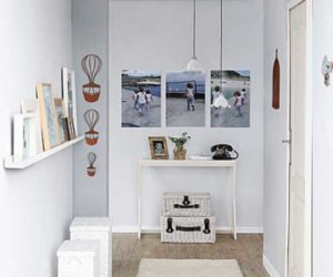 How to Give the Hallway a New Look in One Day