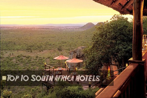 Superior Top 10 South Africa Hotels