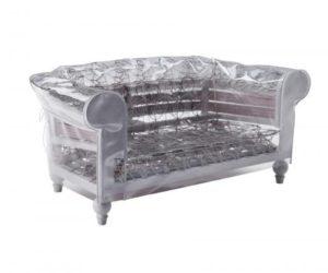 Futuristic Transparent Furniture by Poltrona Frau