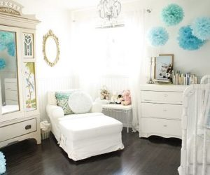 Three Ideas For Arranging the Baby's Room