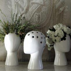 Original Wig Vase By Tania Da Cruz Design Inspirations