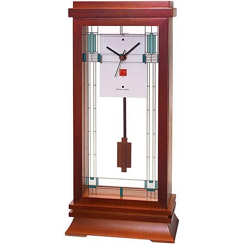 Frank Lloyd Wright Willits Mantel Clock