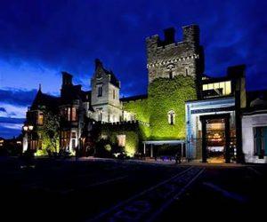 Clontarf Castle Hotel in Dublin