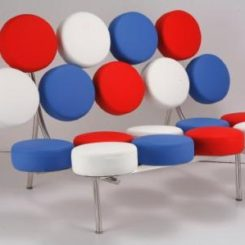 Marshmallow Sofa By Irving Harper