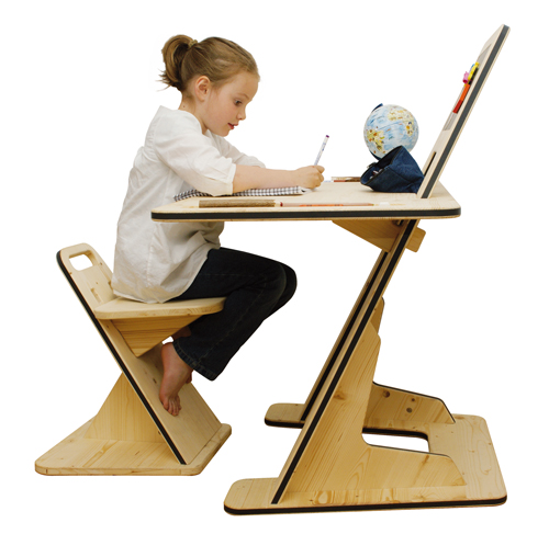 The az adjustable childrens desk - Escritorios de madera clasicos ...