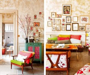 Another Colorful Apartment in Paris