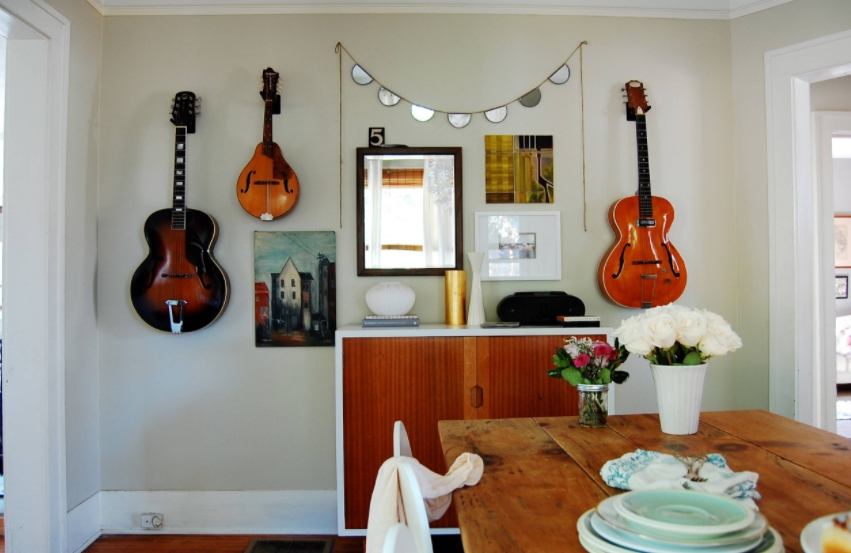 A beautiful display for the dining room