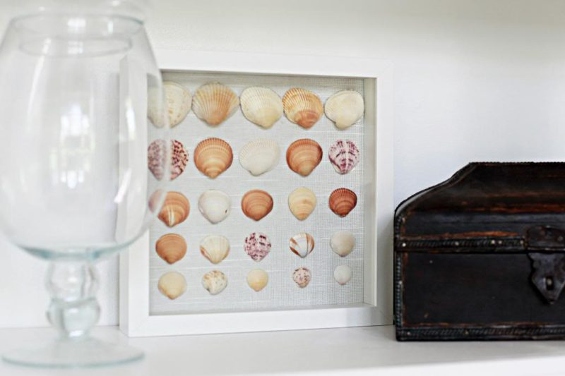 10 Beach-Inspired Crafts You Can Do With Seashells