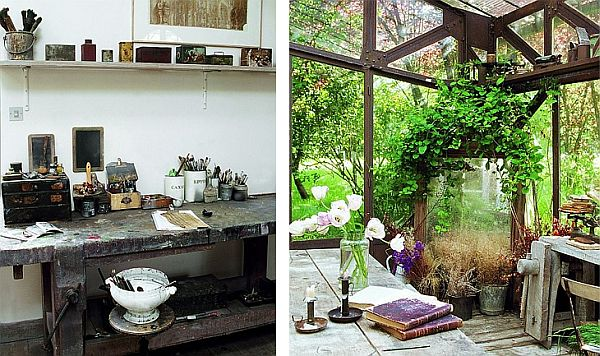 Rustic french country house for Rivista francese di campagna