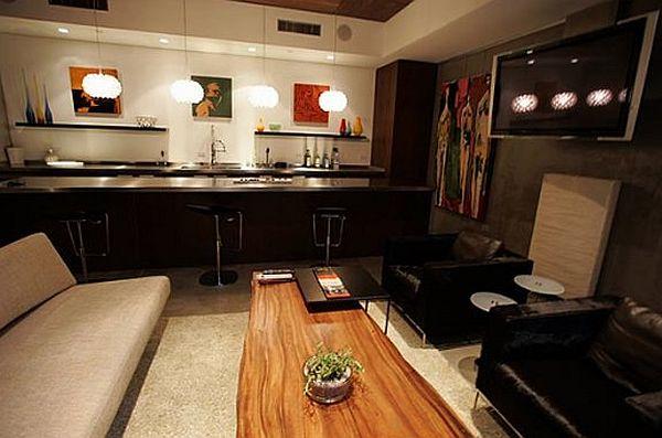 Home Bar Design Ideas: Some Cool Home Bar Design Ideas