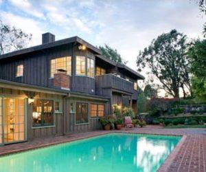 Sally Field's Malibu Home