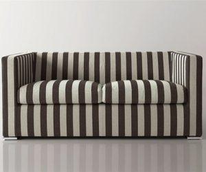 Modern Pret a Porter Sofa by Sergio Bicego
