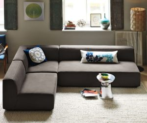 Modular Baxter Sectional