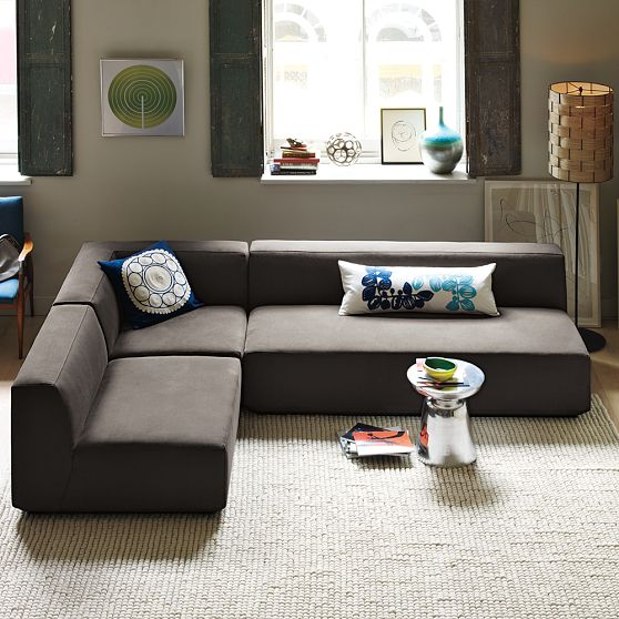 Marvelous Modular Baxter Sectional Ideas