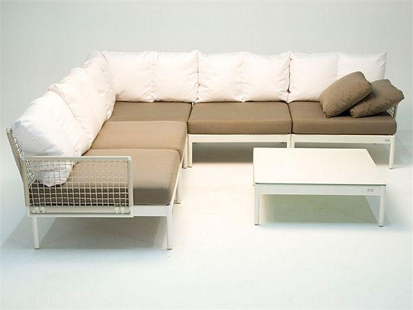 modular lodge lounge furniture for the garden rh homedit com Modular Workstations Modular Chair