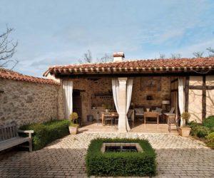 Peaceful Rural Retreat in Burgos, Spain