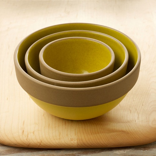 Superb Nesting Bowls From Heath Ceramics Good Ideas