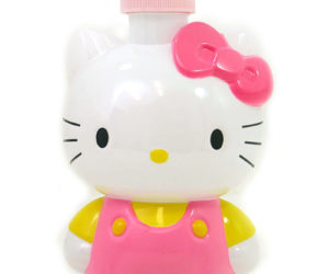 Hello Kitty Figure Soap Pump Dispenser