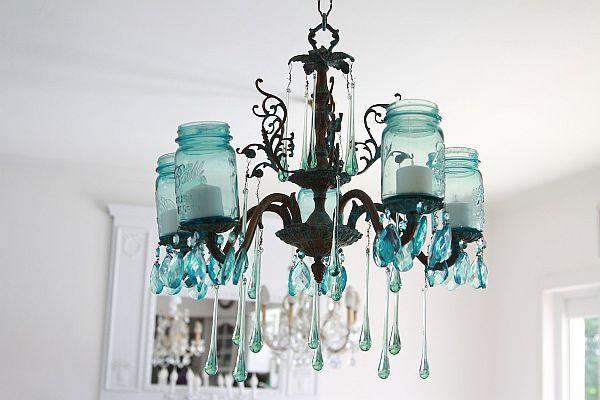 The Aqua Candelier