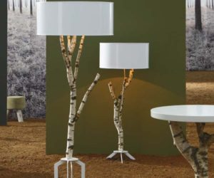 Volskar lamp collection by Blue Nature