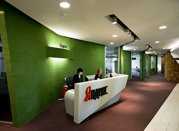 Yandex – A New Headquarter for the Russian Internet Company