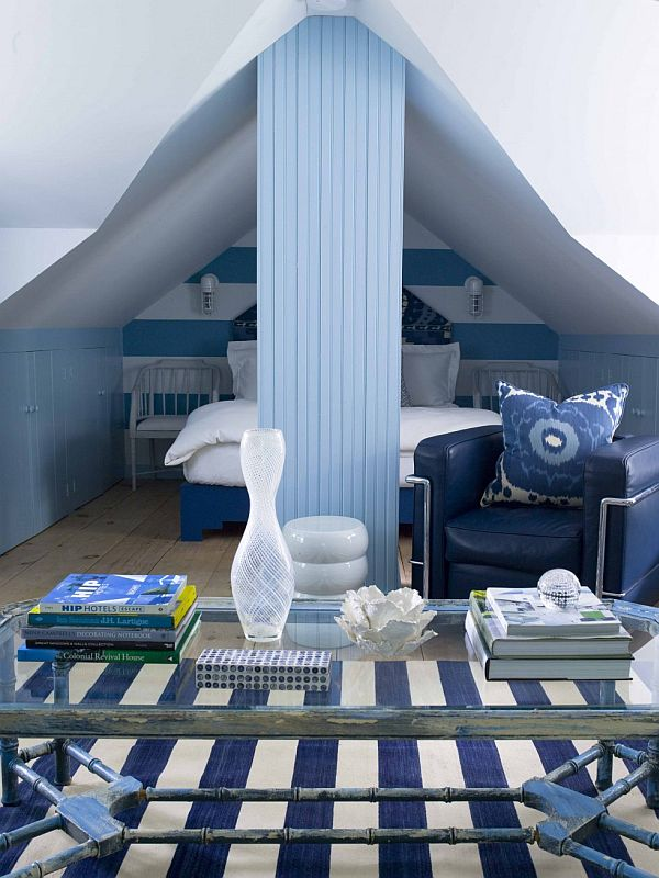 View in gallery & Attic Space Makeovers u2013 How To Raise The Standards