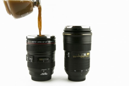 Amazing It Is A Marvelous Idea Because You Can Use Them As Mugs Even If They Are  Some Broken Camera Lens. There Are Also Some Advantages Of Using These  Camera ...