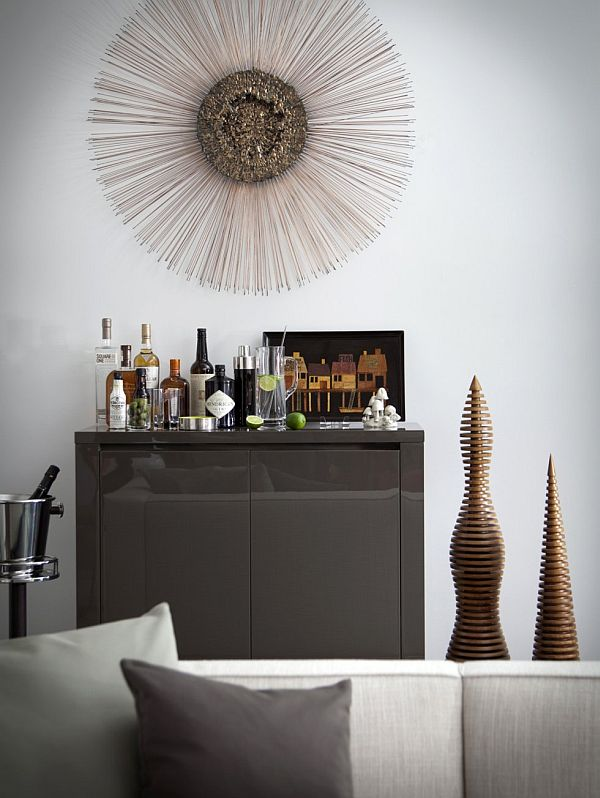 Some Cool Home Bar Design Ideas