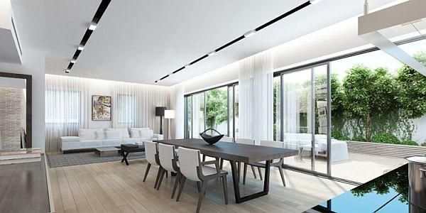 Gorgeous Sleek Digital Interior by Ando Studio