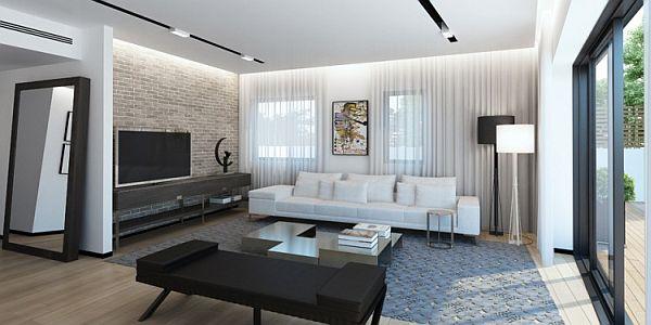 gorgeous sleek digital interior by ando studio rh homedit com digital interior design digital interior design boards