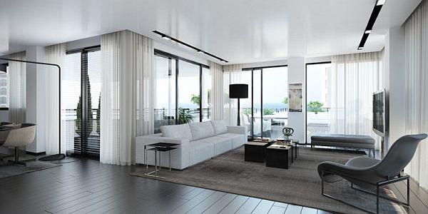 Bauhaus interior design style