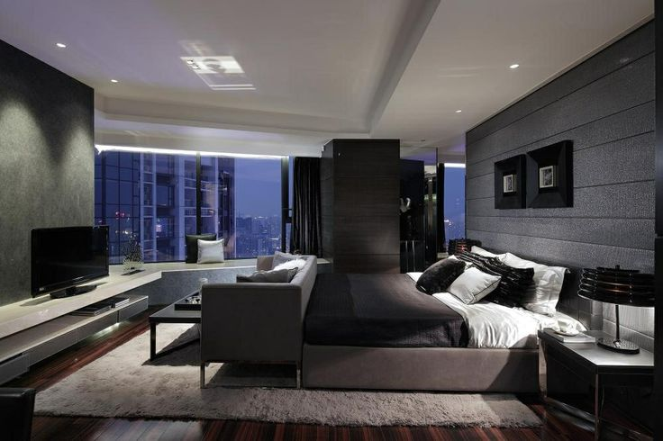 Attrayant How To Plan And Design A Contemporary Bedroom