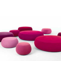 Amazing The Pix Poufs Collection By Arper