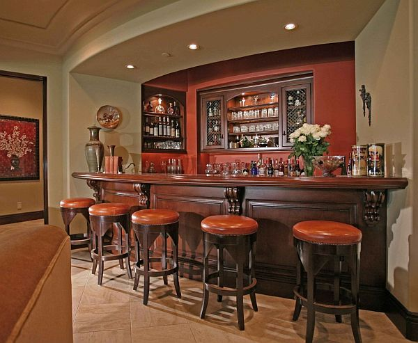Some cool home bar design ideas for Cool house decorating ideas