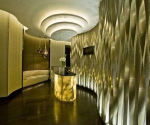 Impressive ESPA Spa by Hirsch Bedner Associates