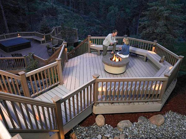 A look over the Deck; Design Ideas…
