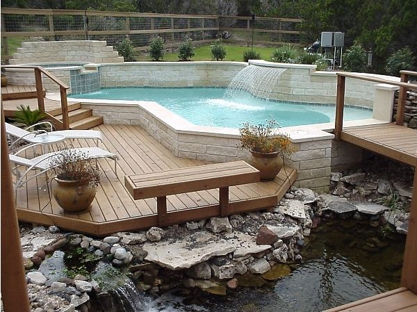 A look over the deck design ideas - Deck ideas for home ...